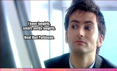 Tennant Tuesday